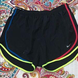 Nike Tempo dri fit shorts